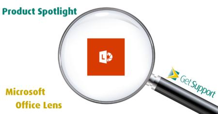 Product Spotlight: Microsoft Office Lens